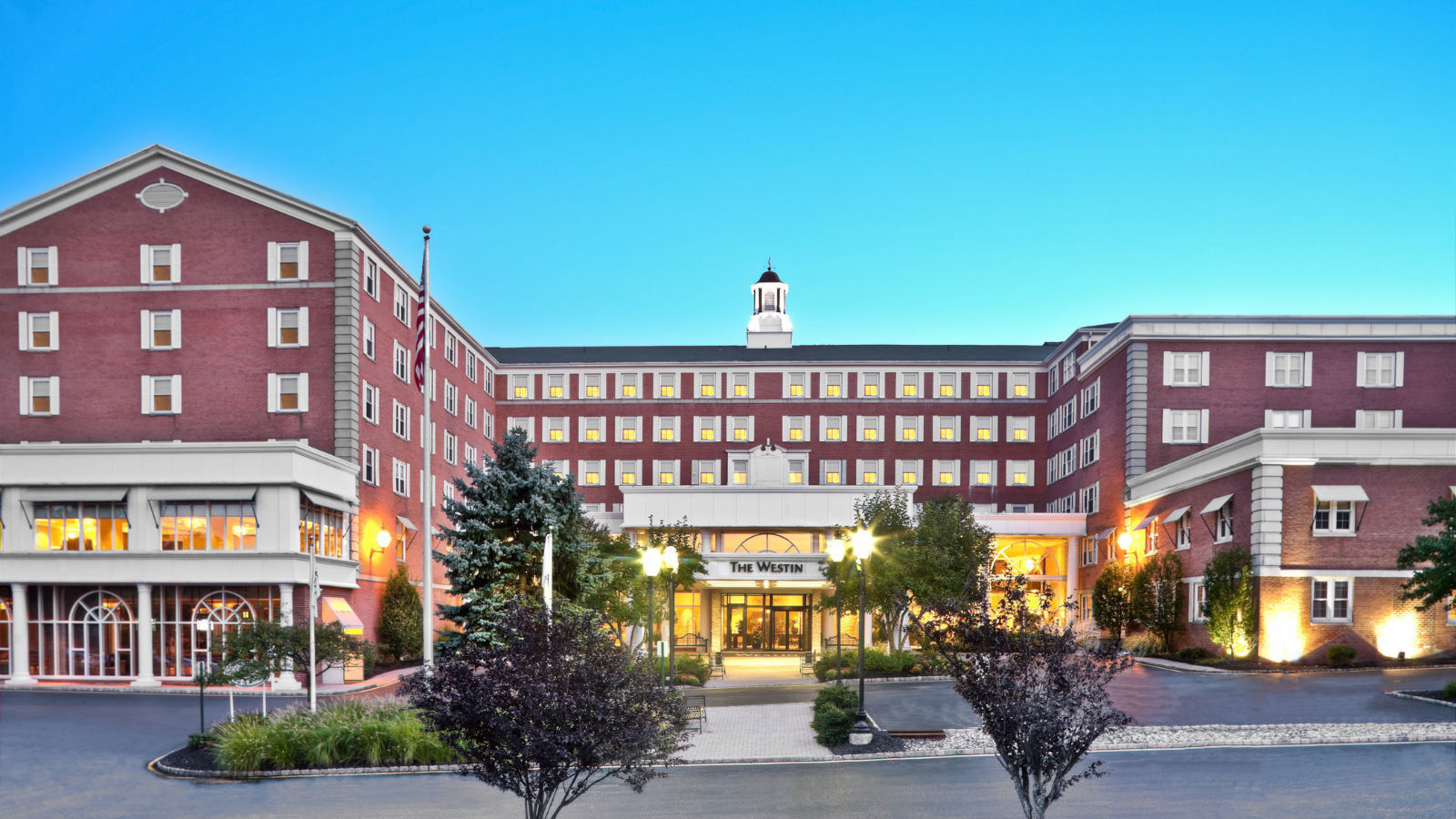 The Westin Governor Morris Morristown Exterior