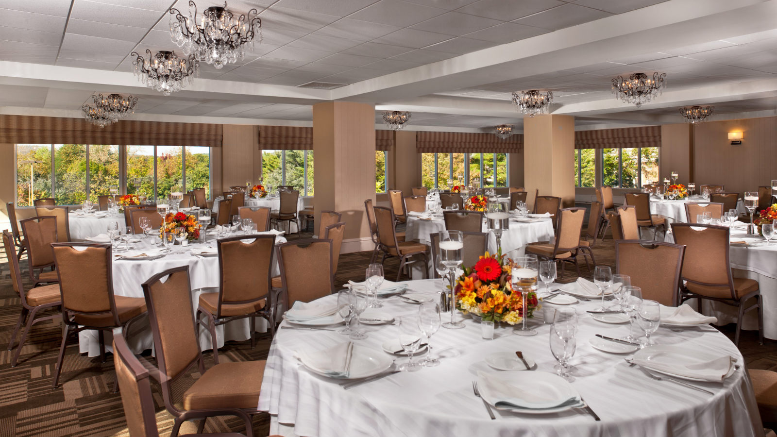 State Ballroom Weddings at Westin Governor Morris
