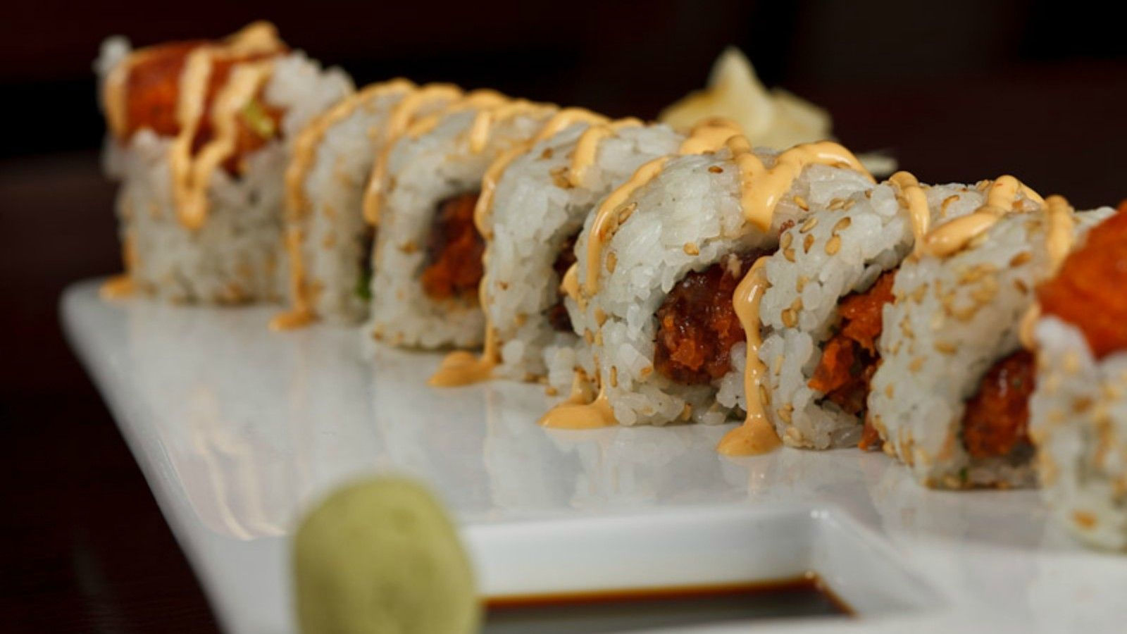Morristown Restaurants - Sushi Roll