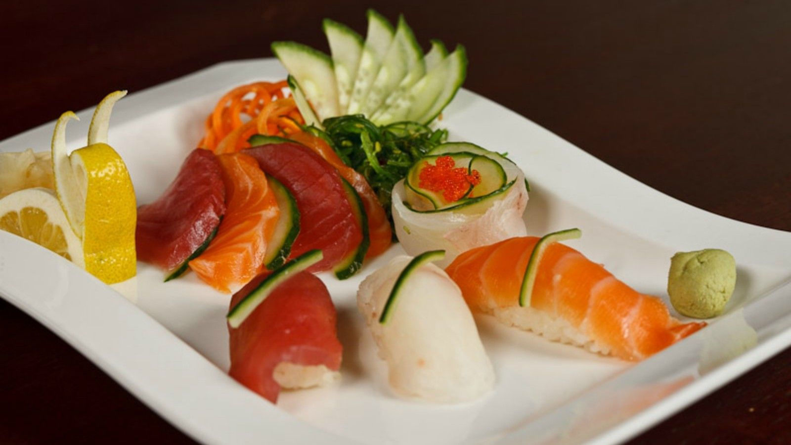 Morristown Restaurants - Sushi Platter