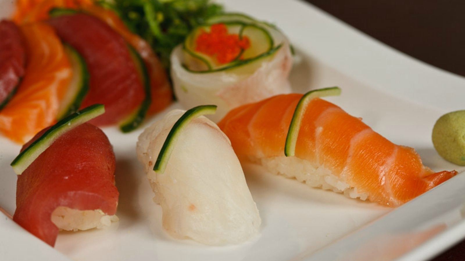 Morristown Restaurants - Sushi