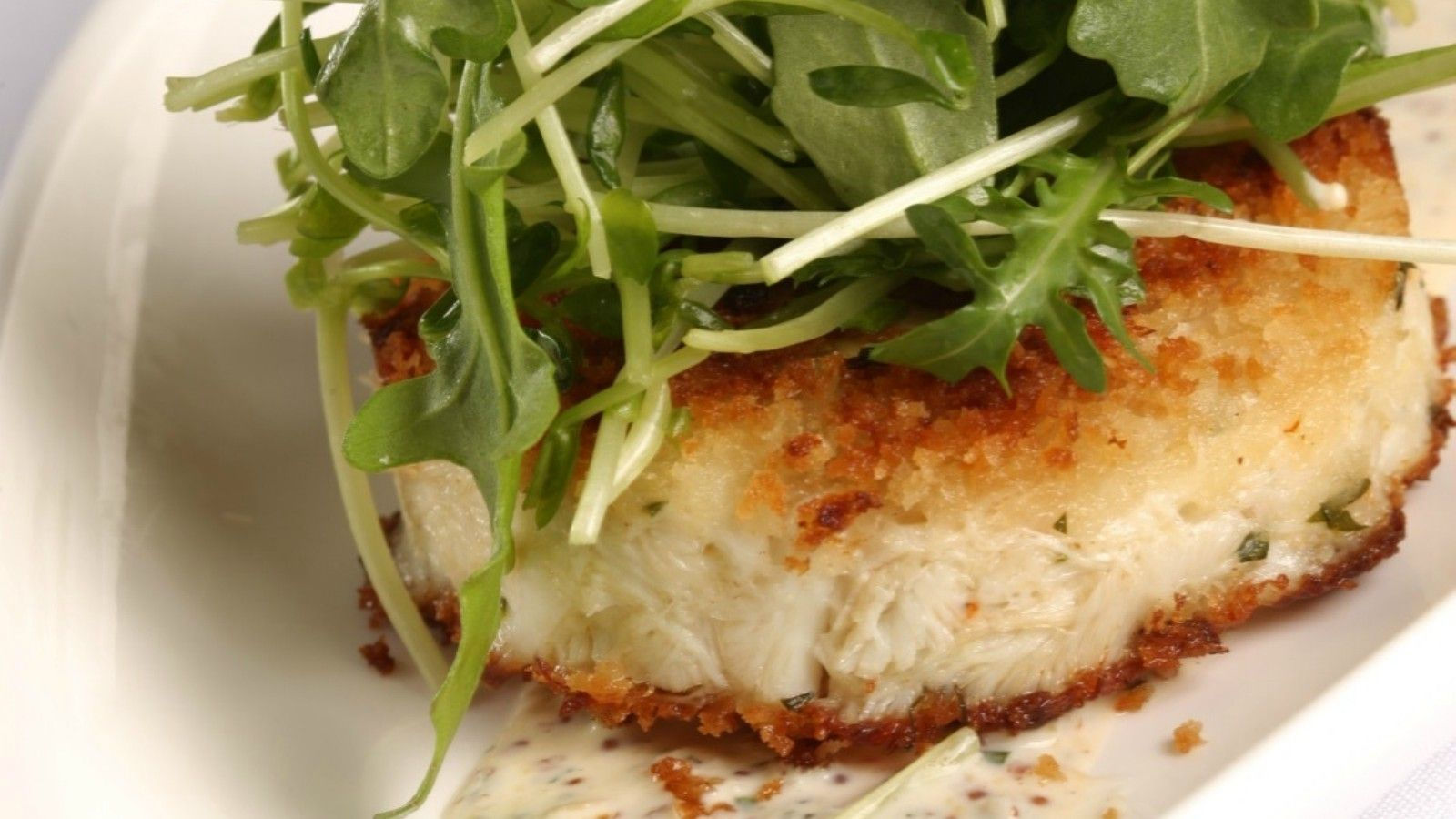 Morristown Restaurants - Crab Cake