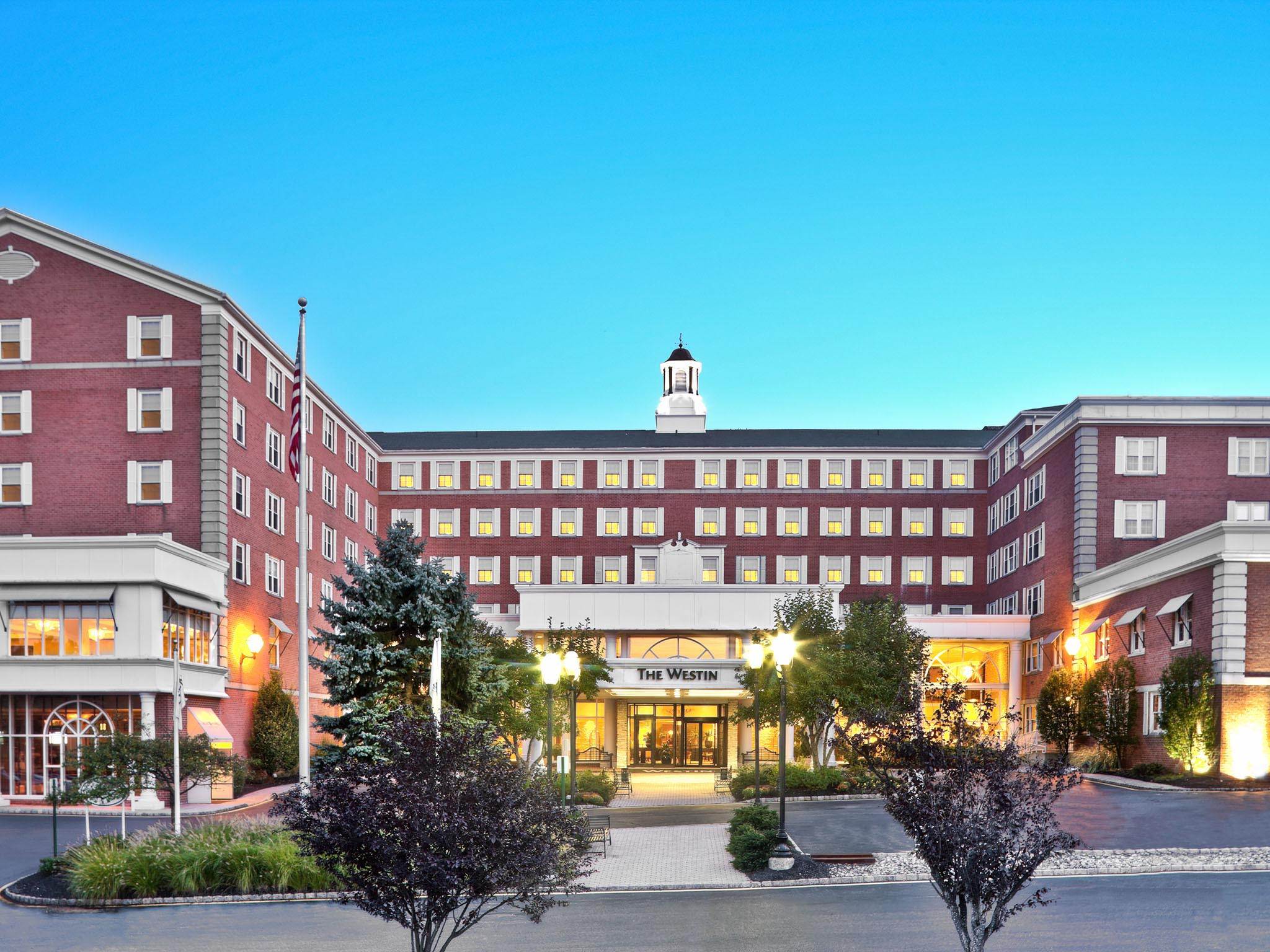 Morristown, NJ Hotels | The Westin Governor Morris